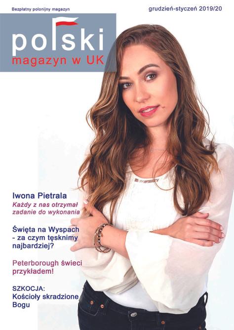 Kolejny numer Polskiego Magazynu w UK!