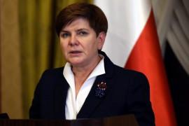 Beata Szydło spotkała się z brytyjską Polonią