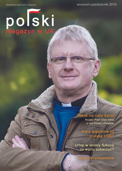 Ostatni numer Polskiego Magazynu w UK!