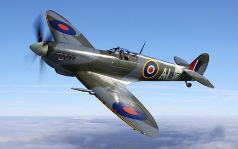 Muzeum RAF ogłosiło plebiscyt na pilota Spitfire'a - GŁOSUJMY NA POLAKA!