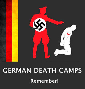GERMAN WAR-CRIMES: Nazi German Death Camps Auschwitz Majdanek second world war holocaust jews polish poles extermination murder by Hitler Germany