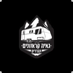 גאיה לוגו שחור