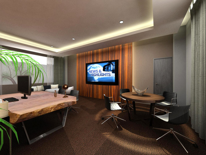 Managing director office
