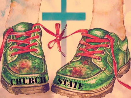 Christian Privilege: Its in the Blueprints