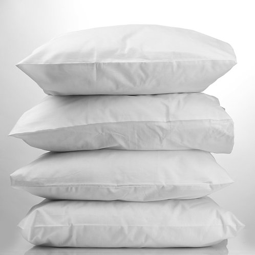 Sleeping Pillow: Classic down and feather