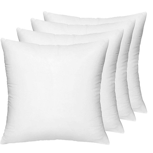 Cushions: Feather (2-4cm) & Down Mix