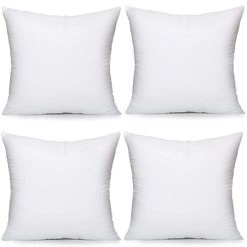Cushions: Synthetic Fibre Mix