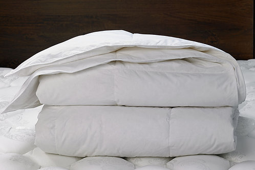 Duvet Inners: Summer weight Down and Feather