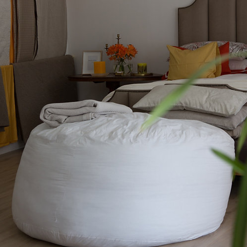 Beanbag inners: Unstructured