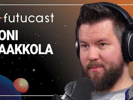Joni Jaakkola   Väkevä Elämä x Futucast Yhteisjakso #157