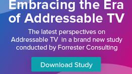Embracing the Era of Addressable TV