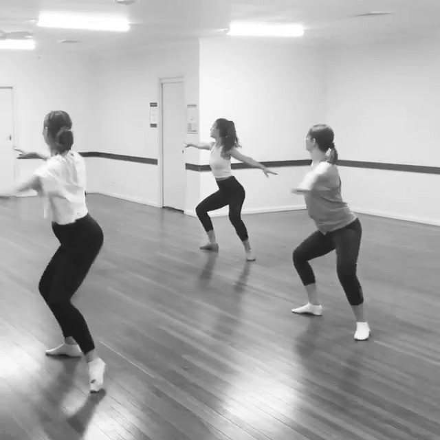 Want to improve your dance technique, sk