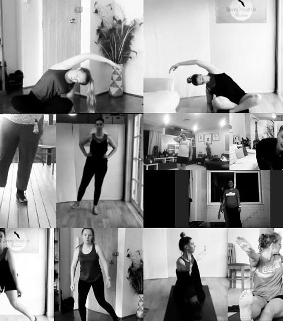 Dancing online since 2020 🤣  #dtlsdance