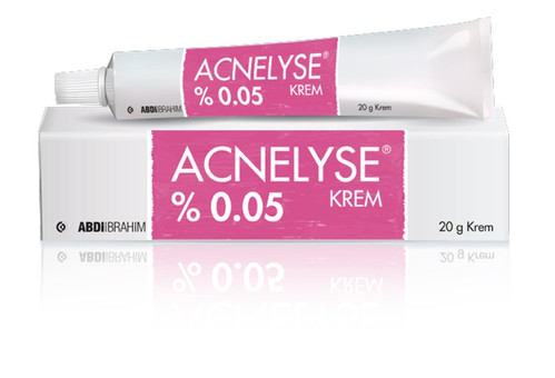 Acnelyse cream 0.1 perrigo