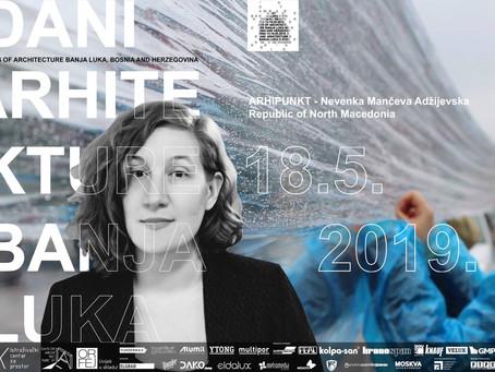 Архипункт на Dani Arhitekture Banja Luka 2019 | 18.05.2019