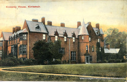 Kinnordy House, Kirriemuir (1907)