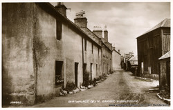 Barrie's Birthplace, Brechin Road
