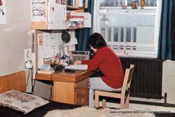 Study Bedroom, University of Aberdeen