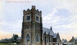 St Mary's Episcopal Church, 1906