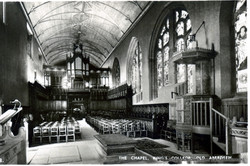 The Chapel, King's College, Old Aberdeen