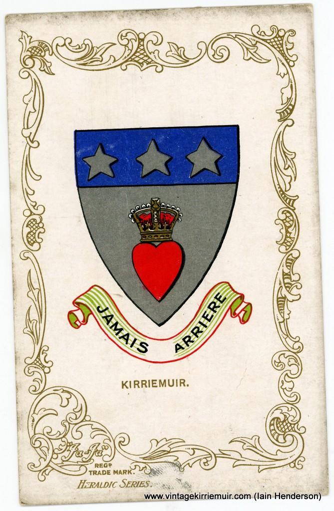 Kirriemuir Coat of Arms