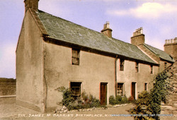 Sir James M Barrie's Birthplace