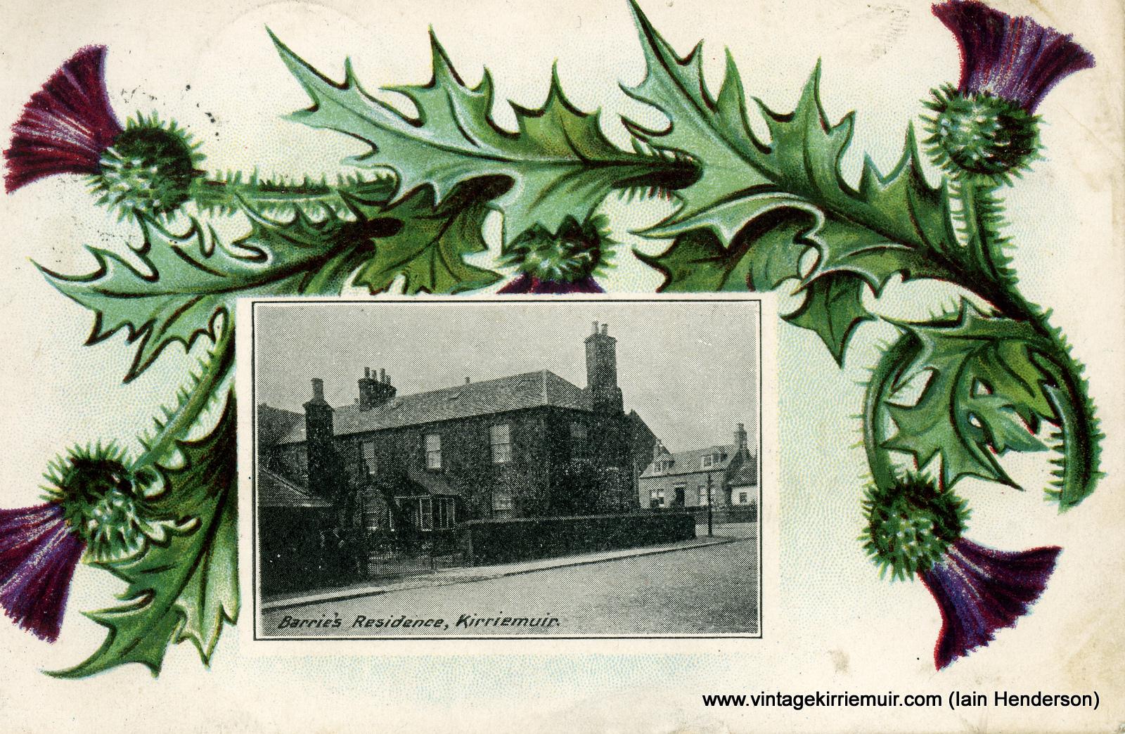 Barrie Residence, 1907