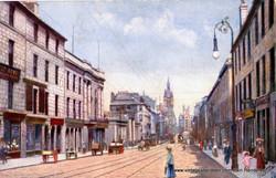 Union Street looking East