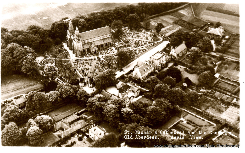 St Machar's Cathedral (1950s)
