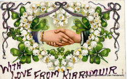 With Love from Kirriemuir
