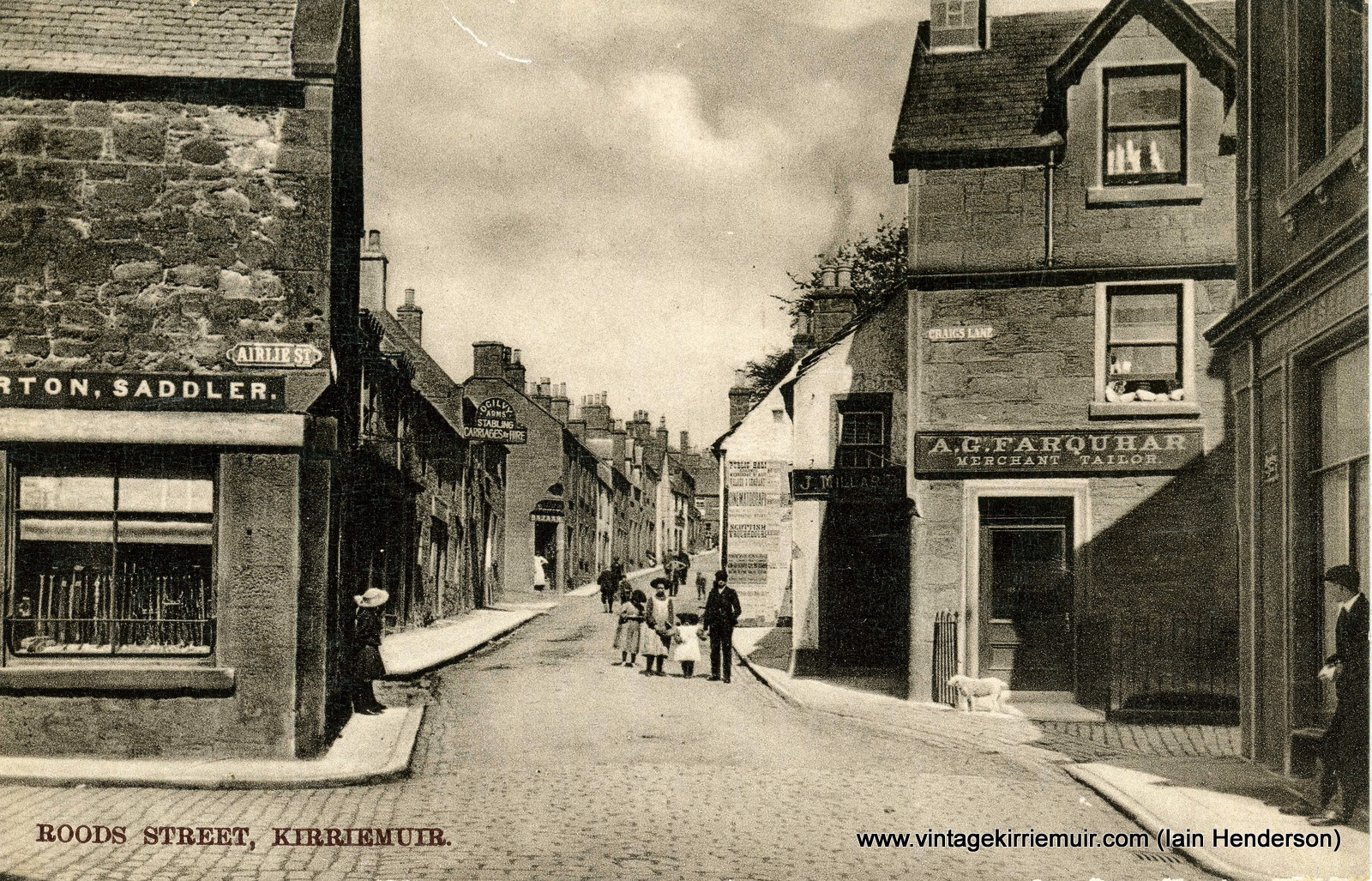 Roods Street, Kirriemuir