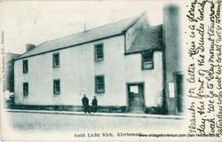 Auld Licht Kirk, 1902