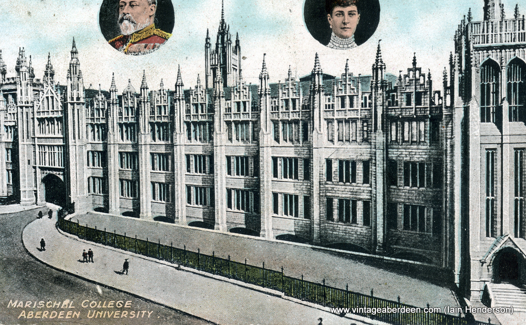 Marischal College, Aberdeen (1906)