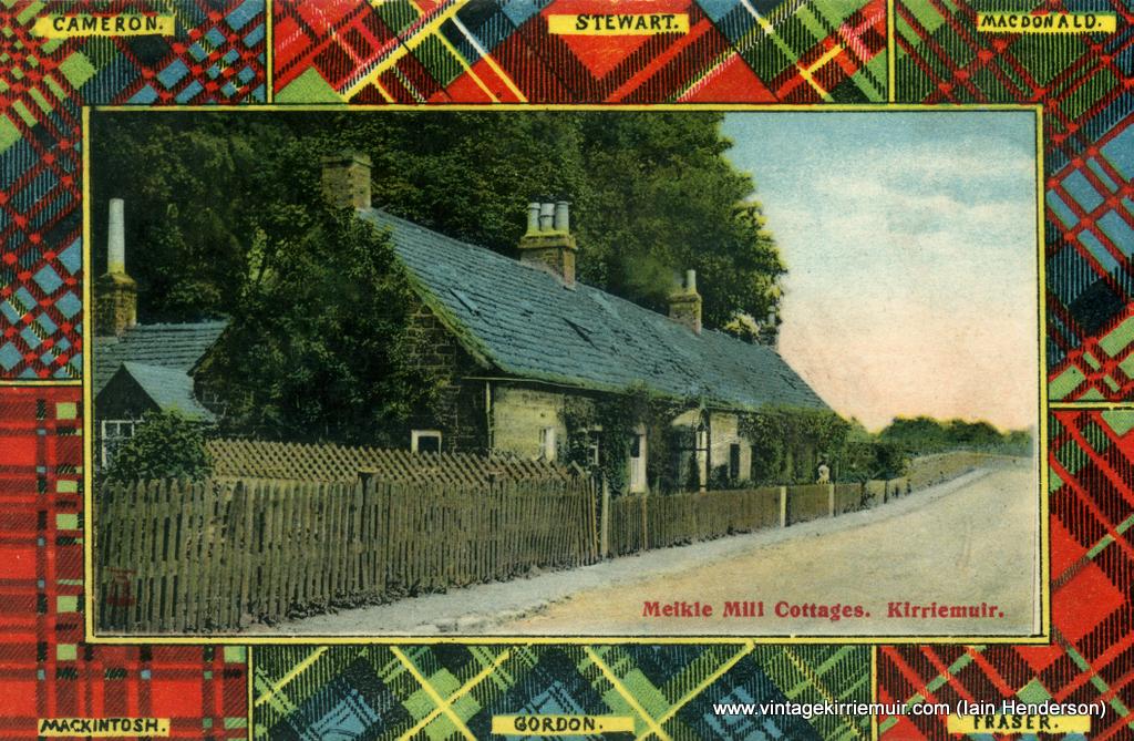 Meikle Mill Cottages, Kirriemuir