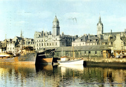 Aberdeen from the Harbour (1961)