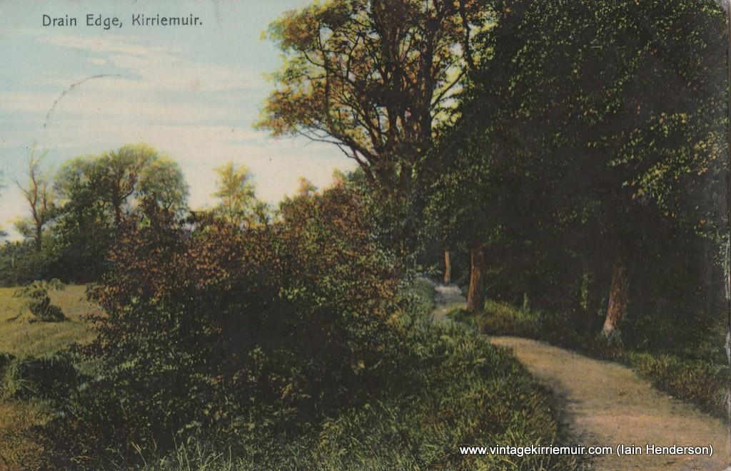 Drain Edge, Kirriemuir (1907)