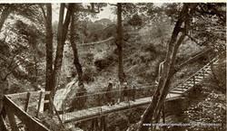 The Den waterfall