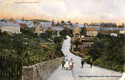 Tannage Brae or Bridge Street 1909