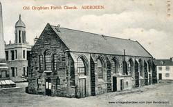 Old Greyfriars Parish Church