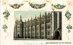 Marischal College, Aberdeen (1917)