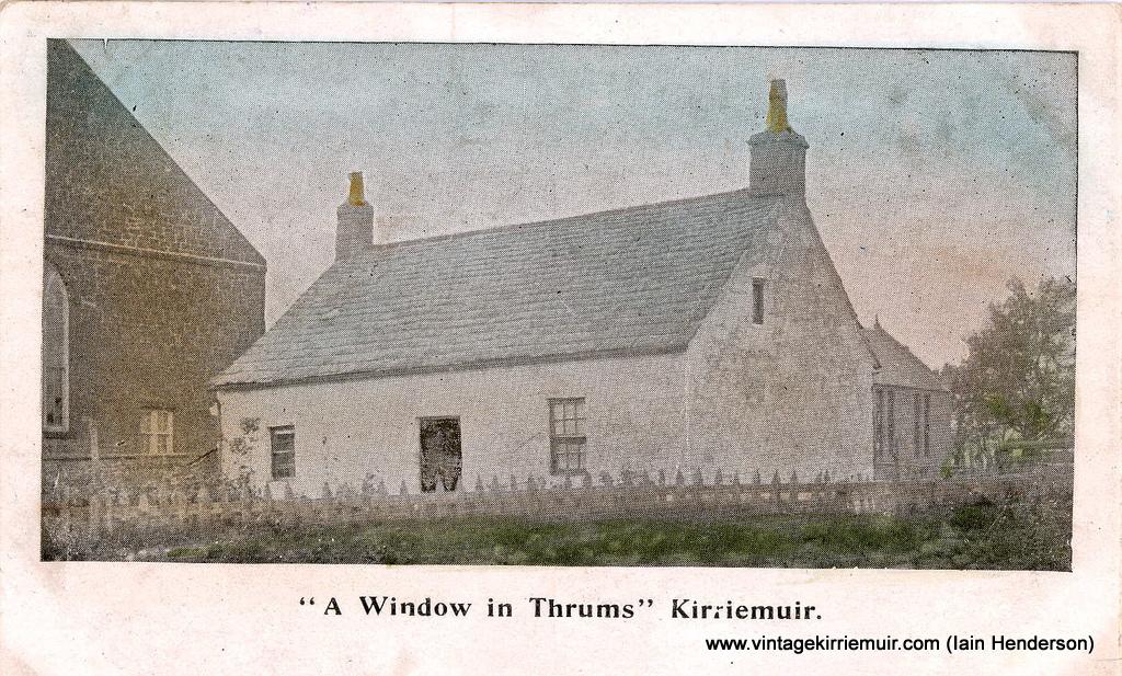 Window In Thrums, 1905
