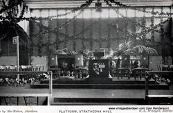 The Platform, Strathcona Hall