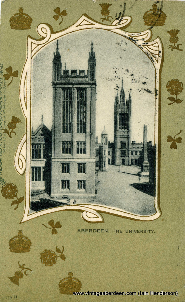 Aberdeen, The University (1902)