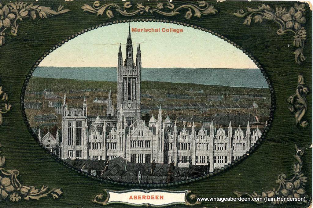 Marischal College, Aberdeen (1911)