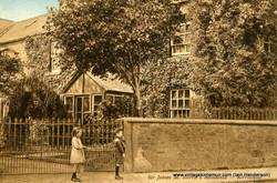 Sir J M Barrie's Residence