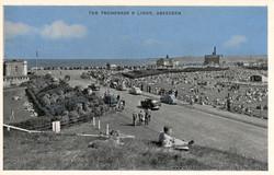 The Promenade and Links, Aberdeen Beach