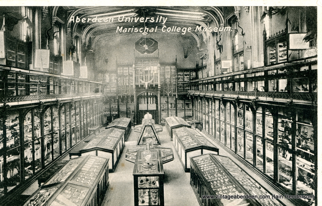 Marischal College Museum, Aberdeen