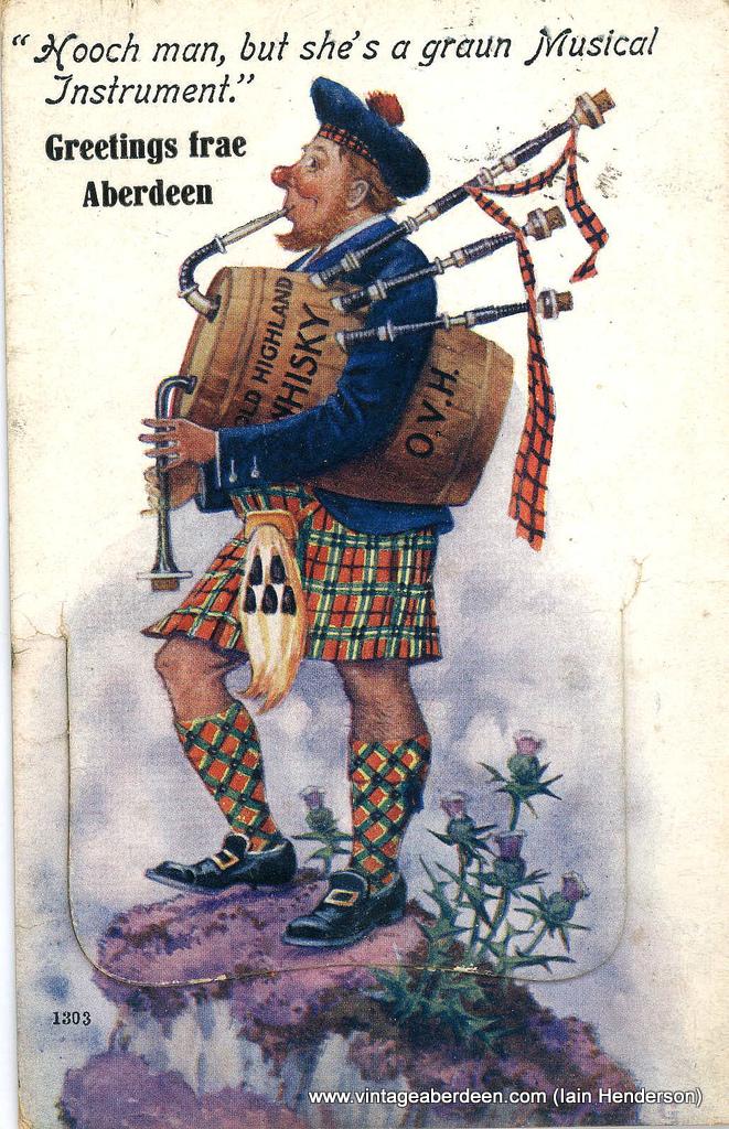 Greetings frae Aberdeen (1915)