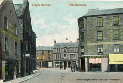 High Street, Kirriemuir, 1907