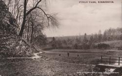 Public Park, Kirriemuir (1905)